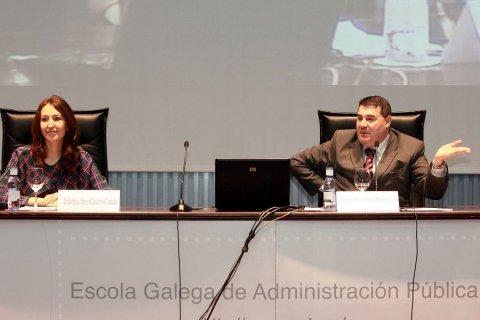Redución do gasto público e xestión do recorte na administración autonómica